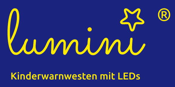 lumini – Kinderwarnwesten mit LEDs